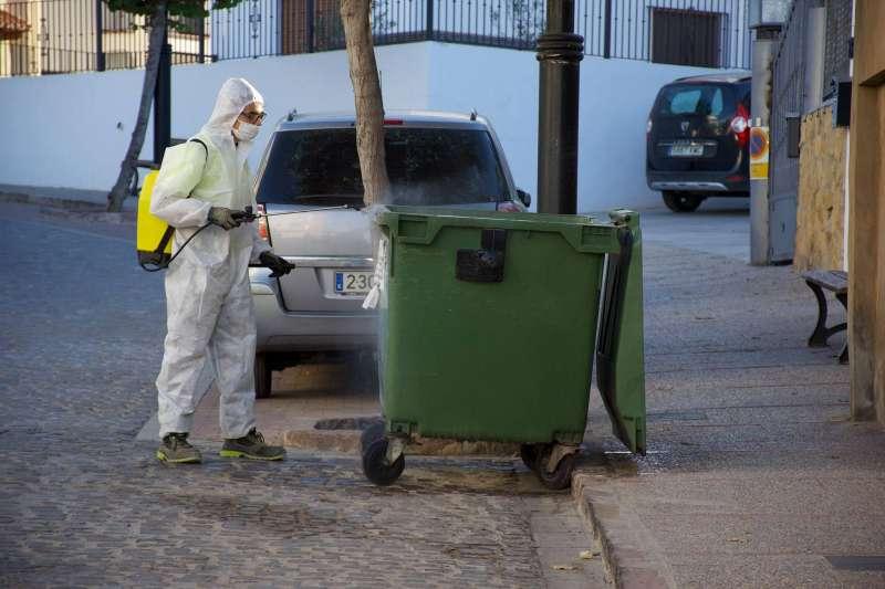 En Viver no han cesado las medidas higiénico-sanitarias