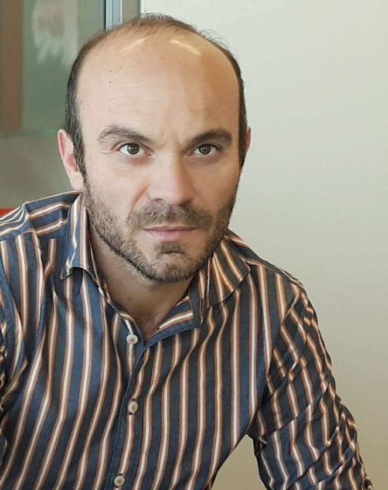 El regidor Joan Orts. EPDA