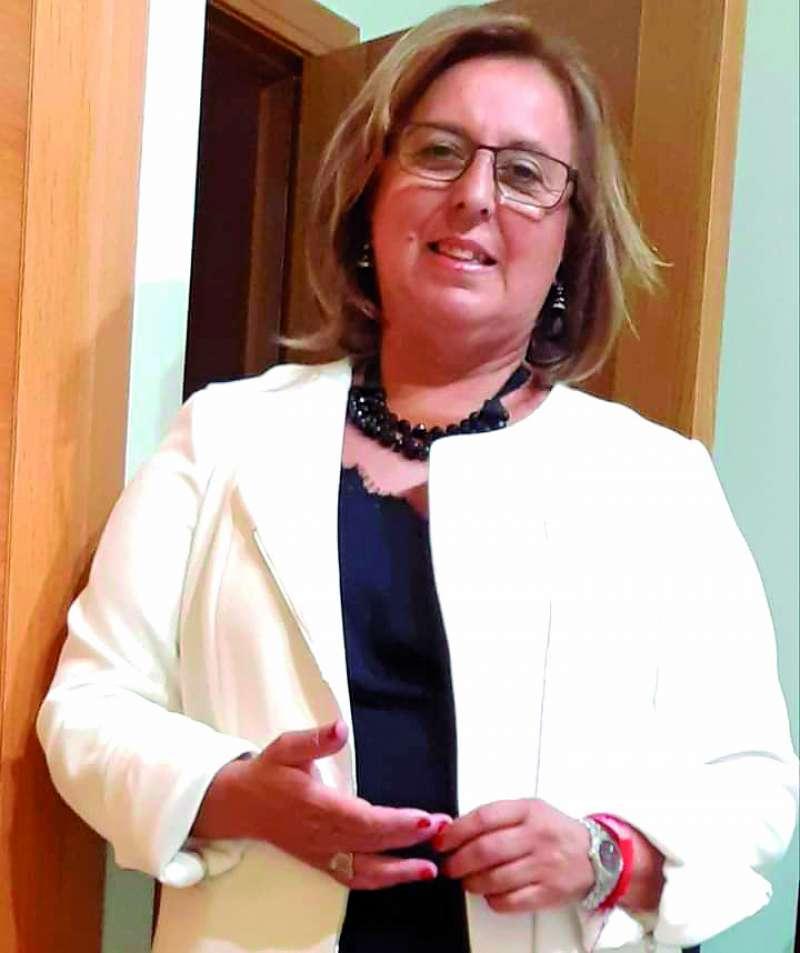 La concejala Feliciana Bondia. EPDA