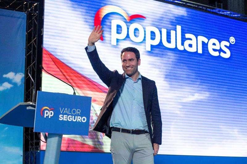 El secretario general del Partido Popular, Teodoro García Egea. EFE/Archivo