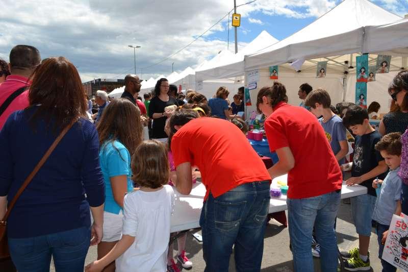La inauguración de la Feria, patrocinada por el Ayuntamiento junto con Caixa Popular y Proxa, está prevista el sábado 3 de junio, a las 18 horas.