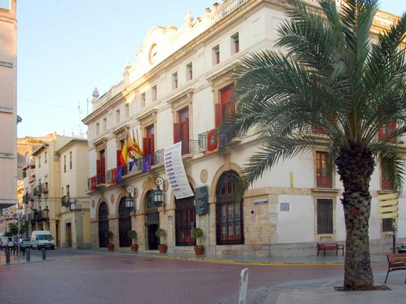 Ayuntamiento de Sagunt. EPDA