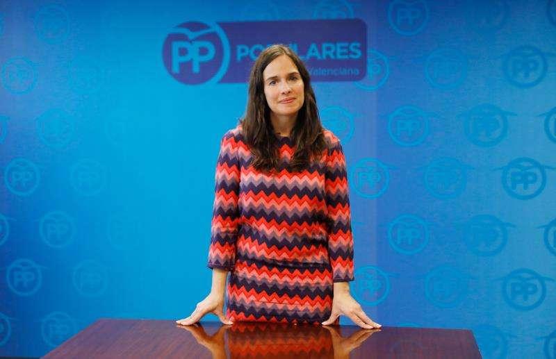 Diputada Valenciana y candidata por València, Belén Hoyo
