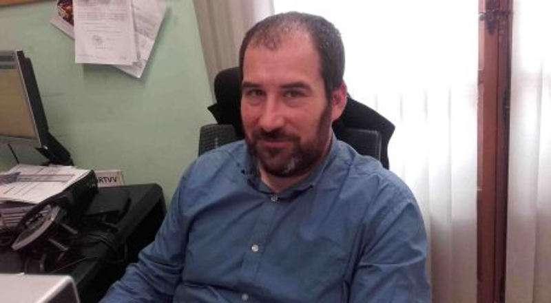 Carles Martí de Comptromís per Paterna. EPDA