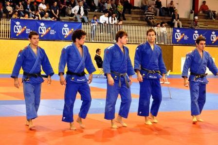 Judo en el Camp de Turia. Foto EPDA