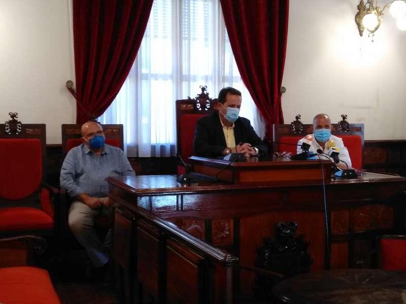La pérdida de arena preocupa a los alcaldes
