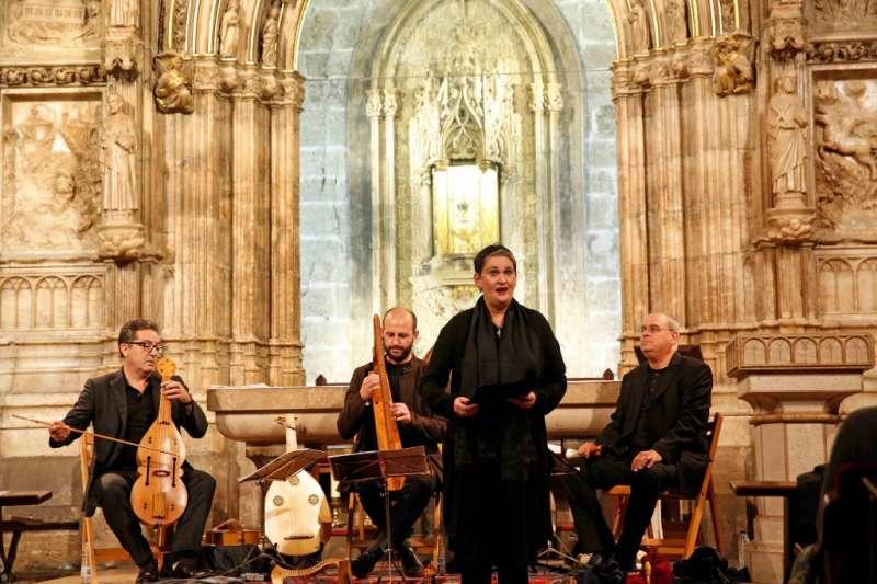 Festival música antigua y barroca.  GVA
