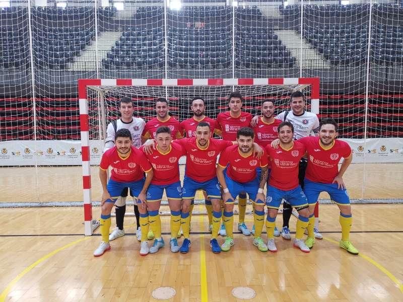 El equipo segorbino en Vila-real