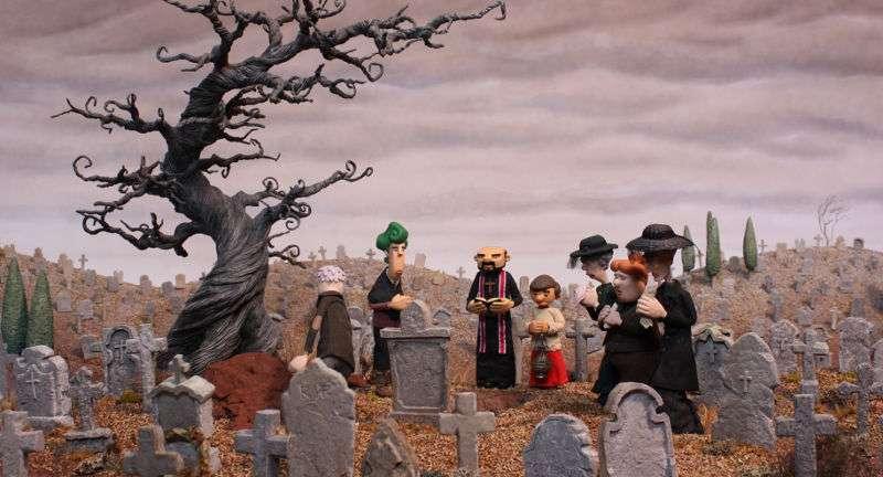 Escena de uno de los films de animación que se van a proyectar