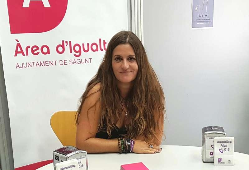 La concejala de Igualidad, María Giménez
