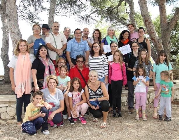 Foto de los participantes. FOTO: EPDA