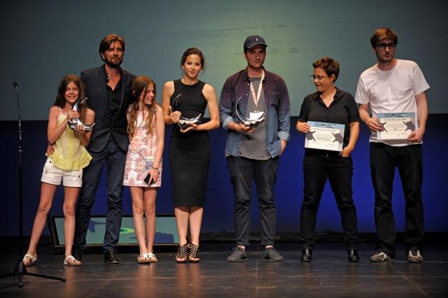 Foto de los premiados. FOTO: EPDA