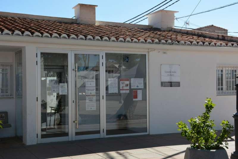 Centro de Salud de Loriguilla. EPDA.