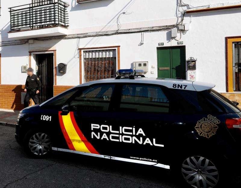 Un agente de la Policía Nacional. EFE/Archivo