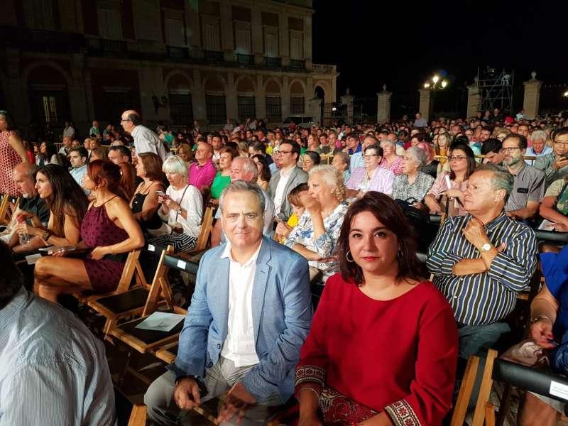 Delegació saguntina a Aranjuez. EPDA