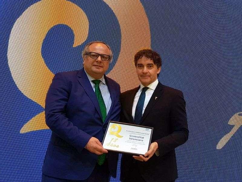 Miguel Mirones y Francesc Colomer.