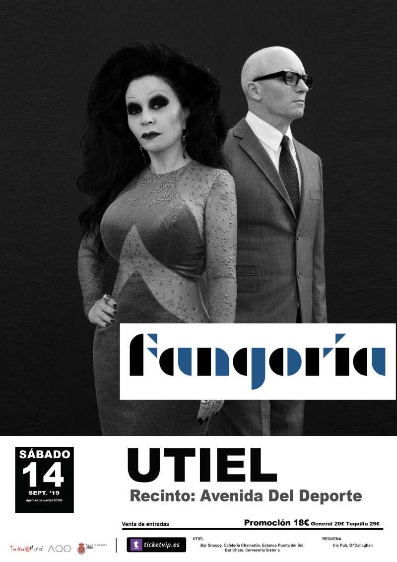 Fangoria en Utiel