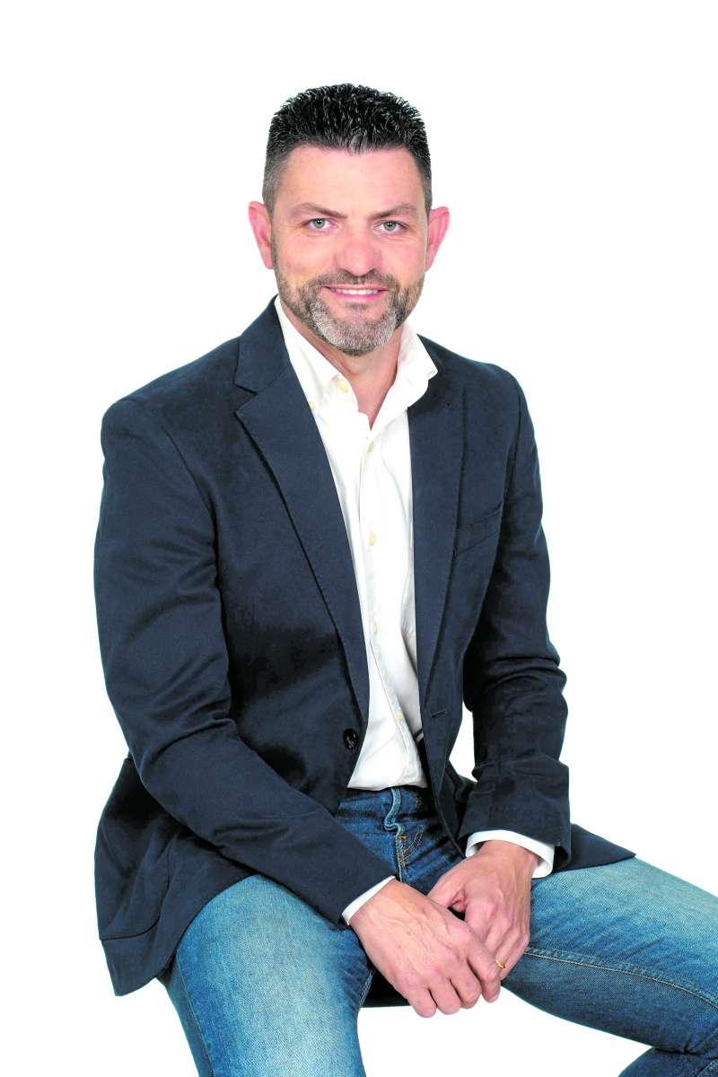 El candidato del PP en El Puig. EPDA