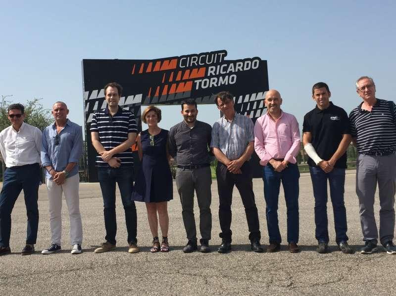 El Consell Consultiu del Circuit Ricardo Tormo. EPDA