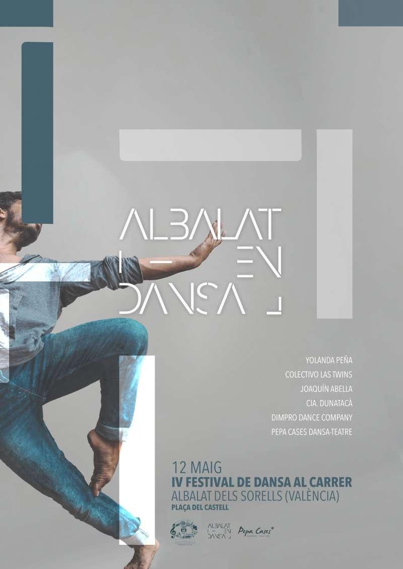 Cartel de Albalat en Dansa. EPDA