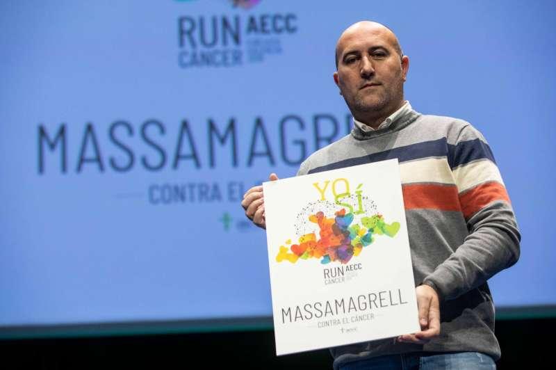 Paco Gómez, concejal de Deportes de Massamagrell.
