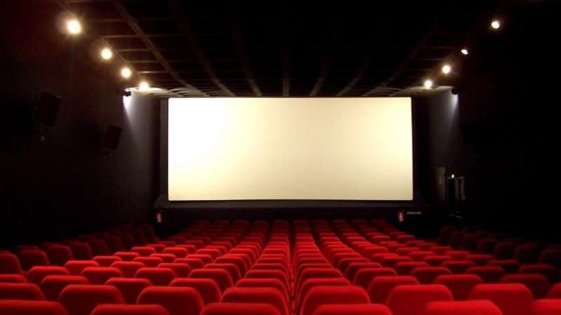 Imagen archivo sala de cine EPDA