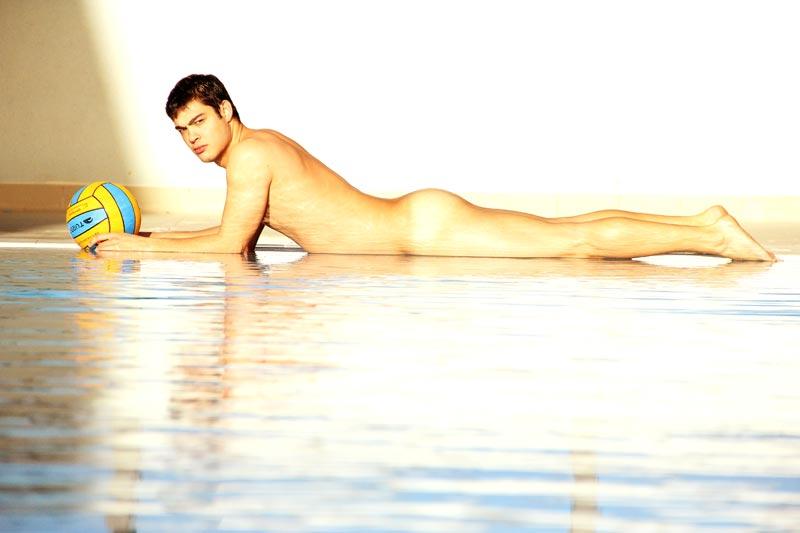 Deportes El Club Waterpolo Morvedre Se Desnuda En Un Calendario Del