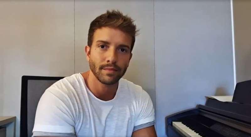 El cantante Pablo Alborán. EPDA