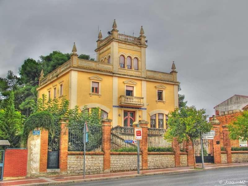 Conservatorio de Buñol. / EPDA