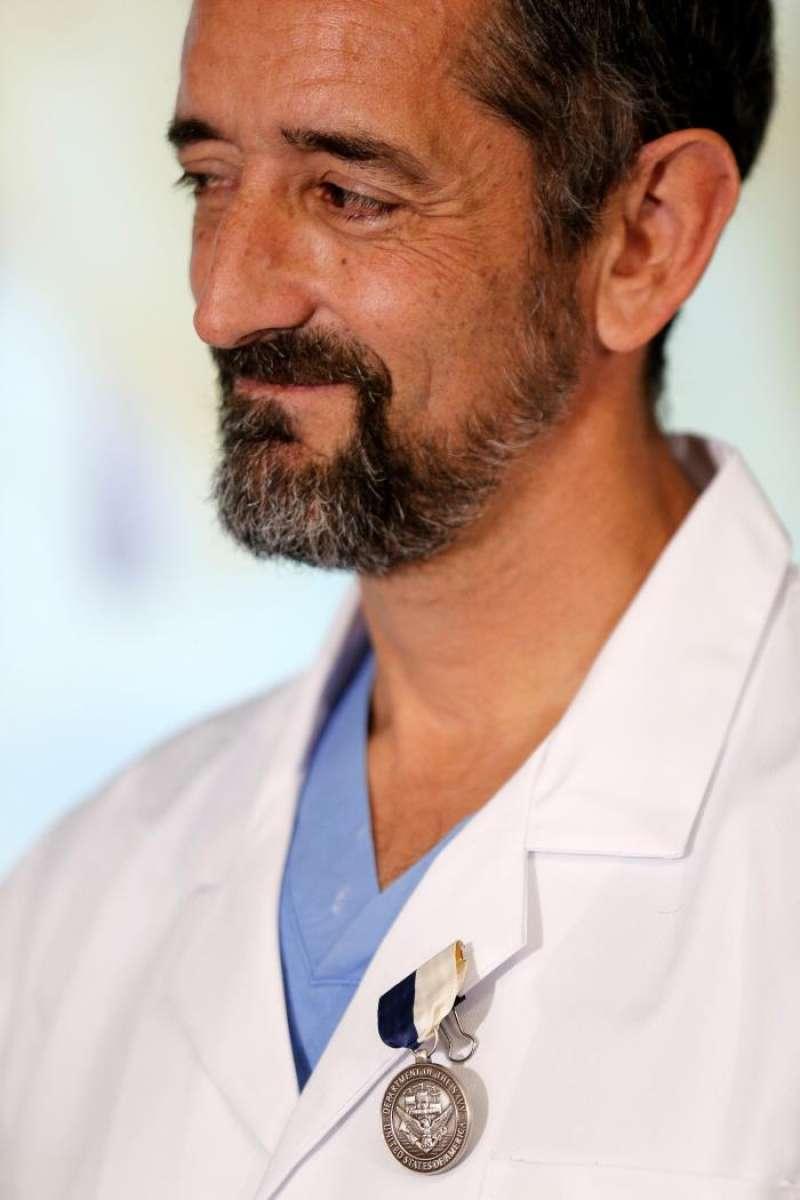 El doctor Pedro Cavadas. EFE/Archivo