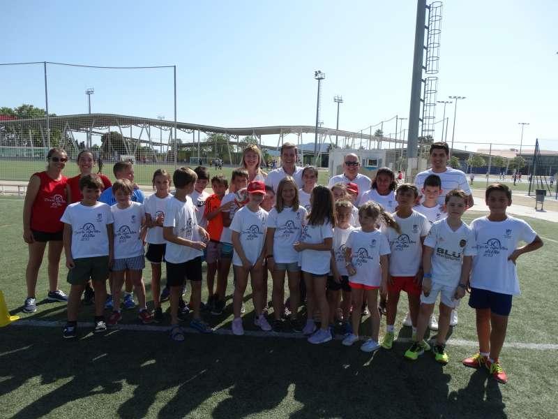 Escuela Deportiva de Verano. AYUNTAMIENTO DE XÀTIVA