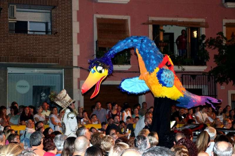 Actos festivos en Quart de Poblet. EPDA
