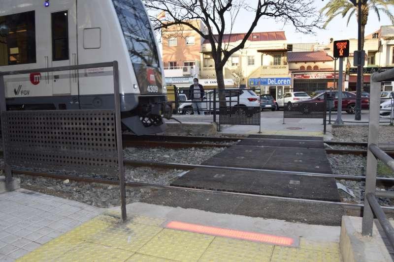 Estacion La Canyada de Paterna