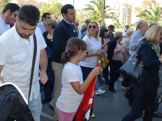Muniesa y Bono, concejales del PP. FOTO EPDA