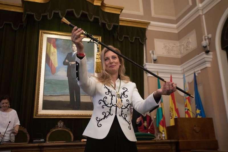 La alcaldesa de Castellón, Amparo Marco. EFE/Domenech Castelló