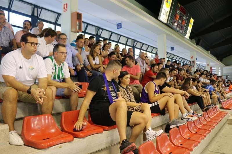 Celebración del II Torneo de Básquet Ciutat de Torrent-Pascual Chuliá.