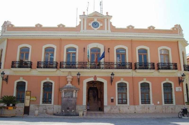Ayuntamiento de Cheste. EPDA/Archivo