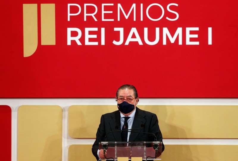 El Presidente de la Fundación Valenciana de Estudios Avanzados y presidente de Boluda Corporación Marítima, Vicente Boluda.