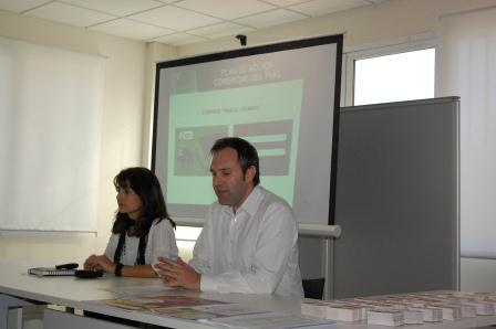 Presentación por parte de El Puig de la campaña ?Nadals al Comerç 2013? para  la promoción del comercio local. Foto: EPDA