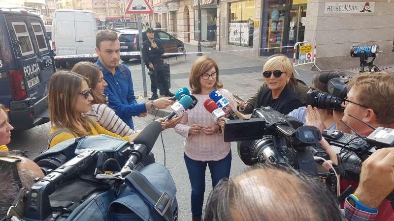 Declaraciones de la Alcaldesa de Alaquàs, Elvira García