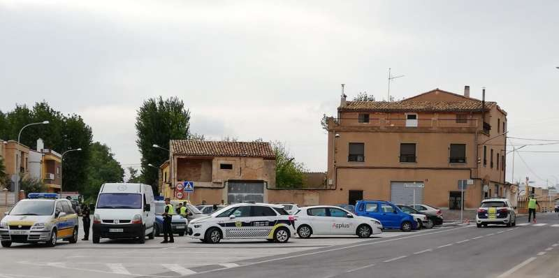 Controles Policia Local Utiel