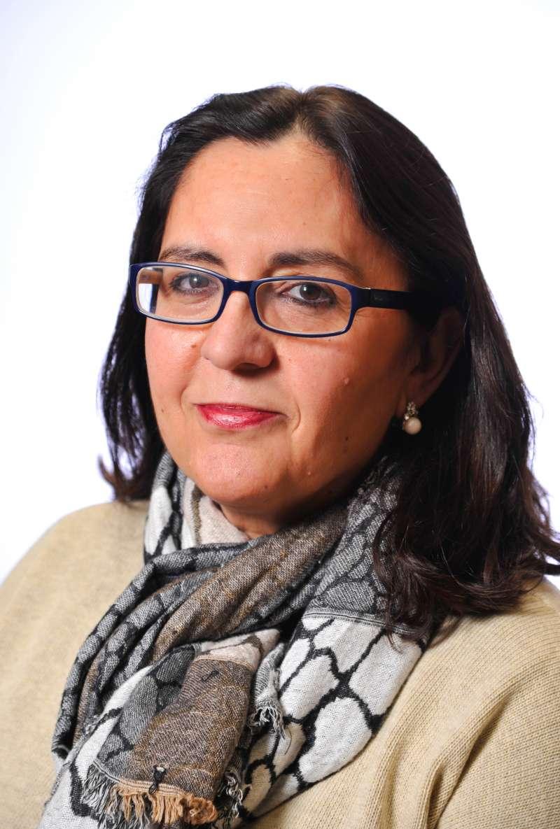 La secretaria de Sanidad de la Ejecutiva Provincial del PSPV-PSOE, Mercedes Correoso