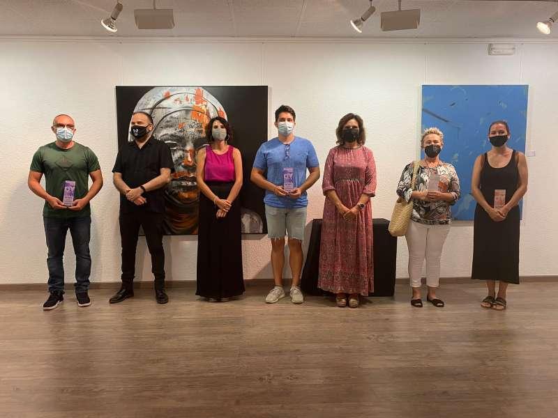 Los Premiados del 50 concurso de Artes Plásticas, enmarcado en el Festival Q-Art 2021.