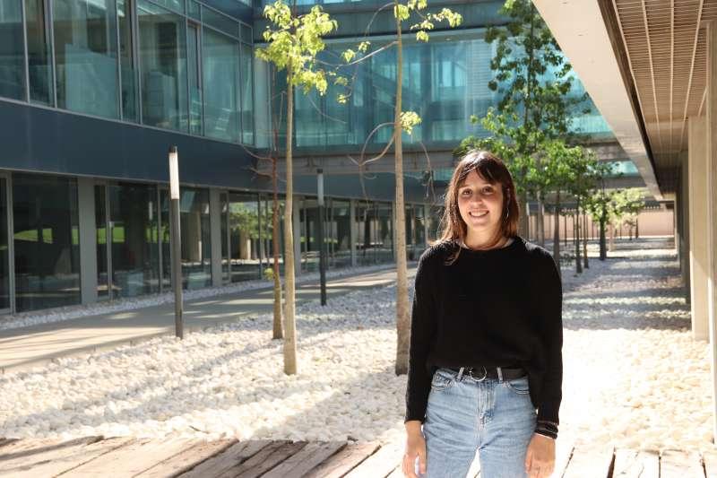 Irene Rodríguez, estudiante de la UPV será una de los 100 jóvenes que colaborarán en la cumbre mundial de Brasilia -UPV
