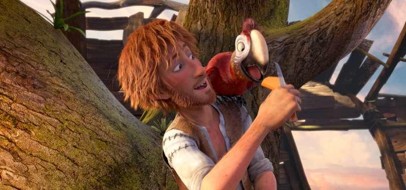 Robinson Crusoe. EPDA