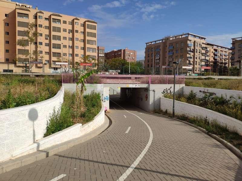 Túnel Gonzalo Anaya