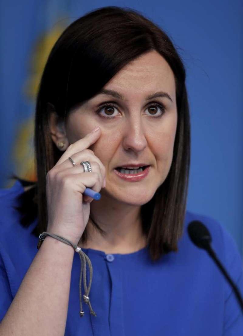 La diputada autonómica y candidata del PP a la alcaldía de València, María José Català. EFE/Archivo
