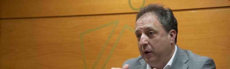 El diputat Santiago Agustí. EPDA
