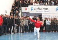 Semifinales de todas las categorías, torneo más numeroso de la Diputación de Valencia.