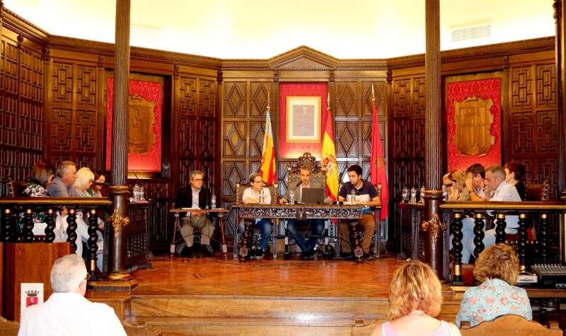 El PP acusa al alcalde de insultar a sus concejales